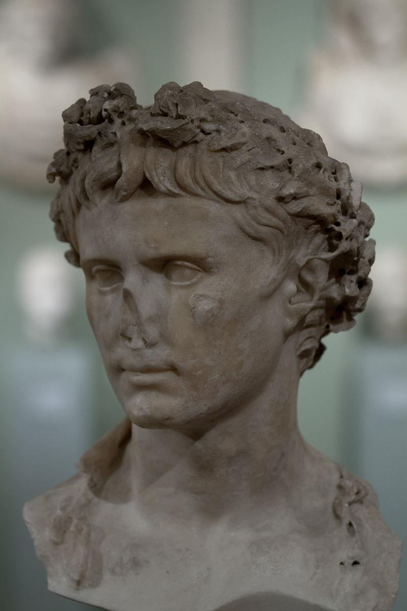 Caesar Divi Filius Augustus