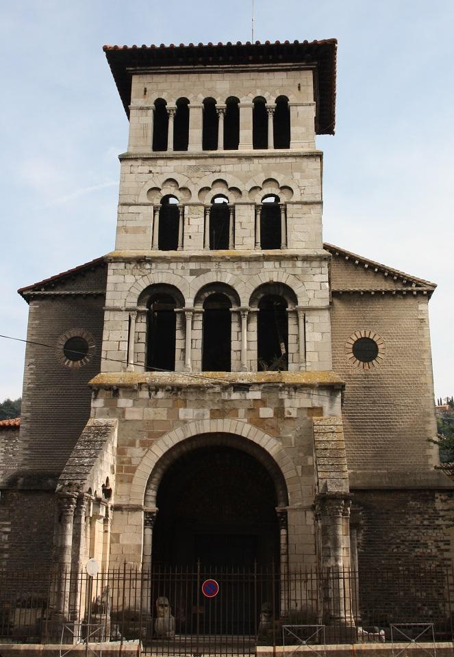 Ancienne église Saint-Pierre (Vienne)